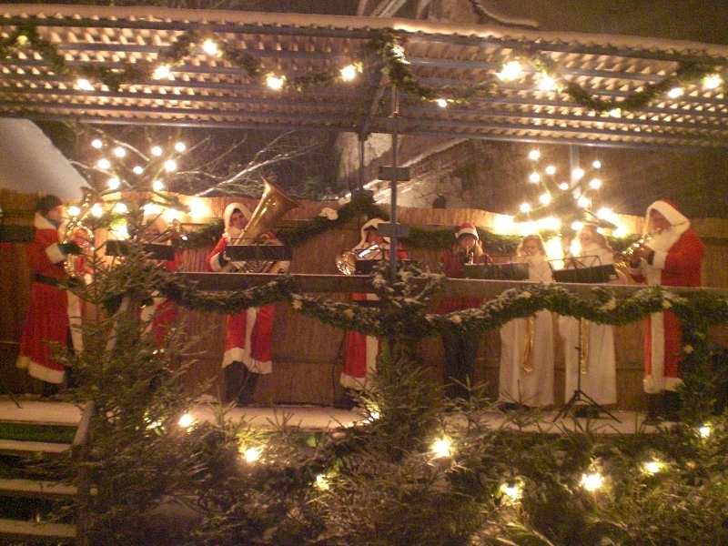 Weihnachtsmarkt Gundelfingen.Mv Egautal Dattenhausen